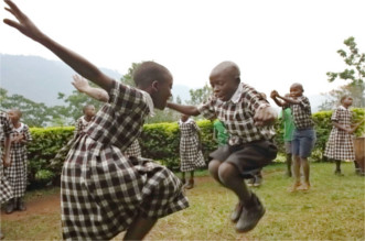Children Dancing Thumbnail